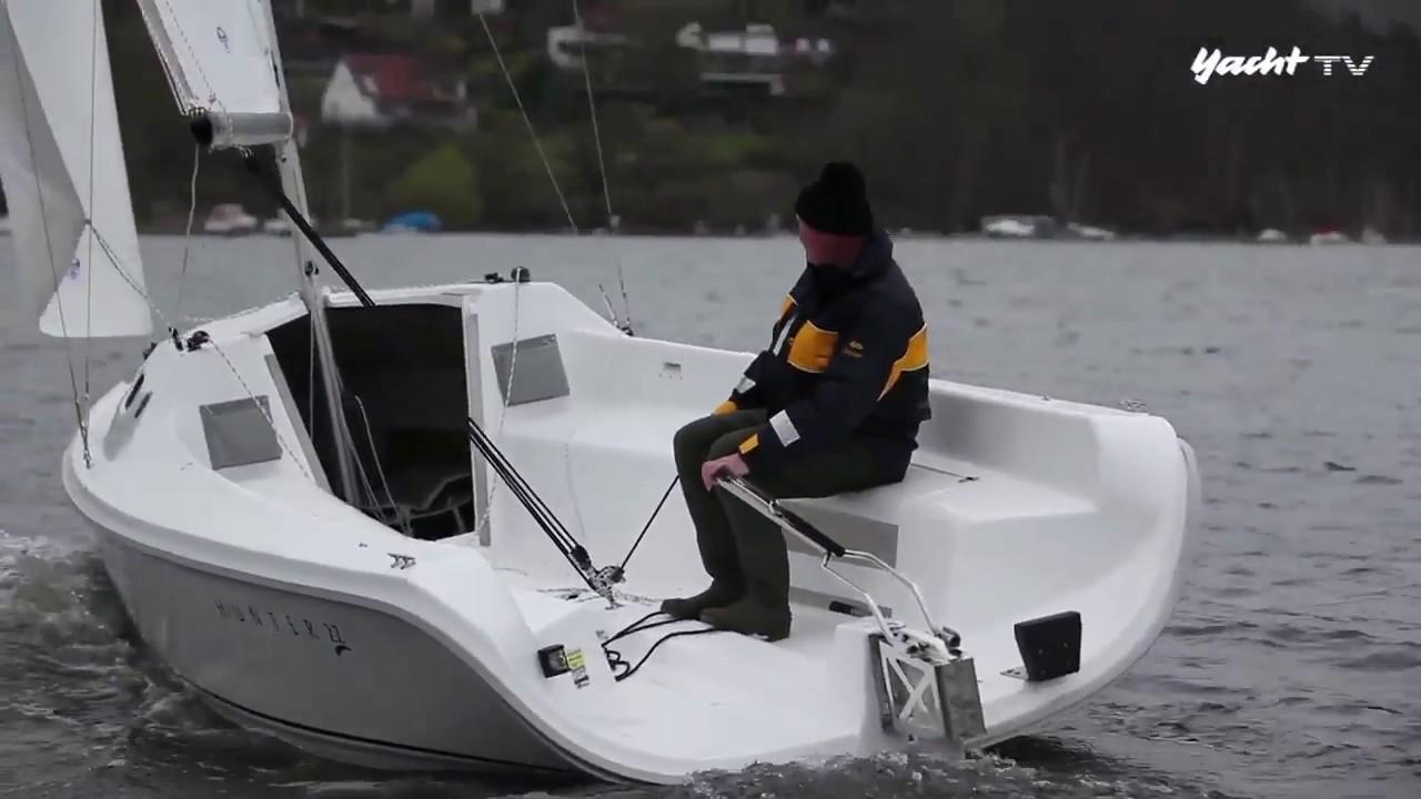 Ungewöhnlich anders: Hunter 22 – YACHT-Test 2012