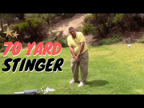 hit-a-70-yard-stinger-or-punch-shot-to-the-green-|-golf-with-darrell