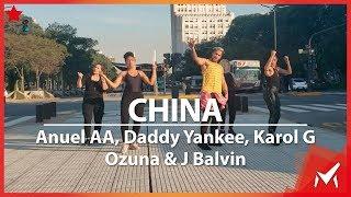 China - Anuel, Daddy Yankee, Karol G, Ozuna & J Balvin - Marcos Aier