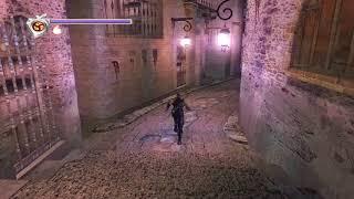 Ninja Gaiden Black Xbox One X 4K Monastery