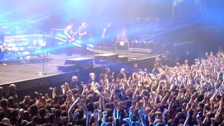 All Time Low - Dear Maria Count Me In (live @ Birmingham 10/02/15)