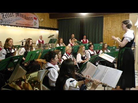 Zeller Musikanten - Frühjahrskonzert 2015