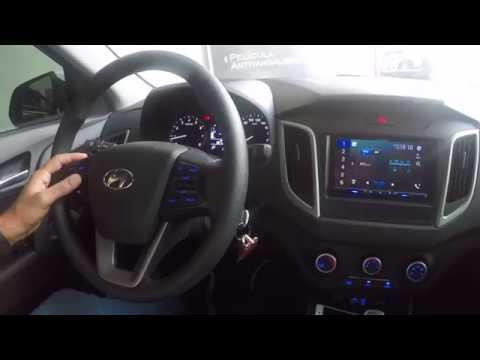 Hyundai Creta Pcd 2017 Com Kit Multimdia Pioneer Androidauto E