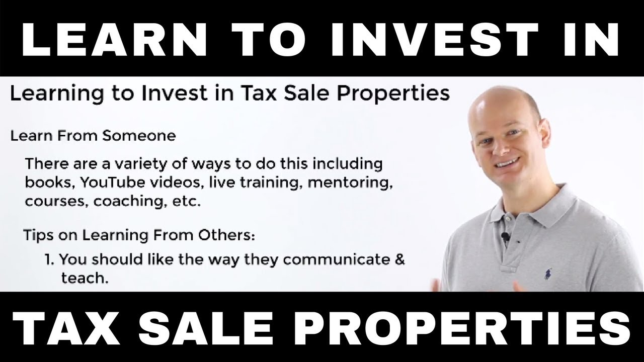Tax Sale Year