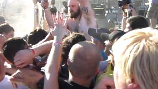 Fucked Up - Under My Nose - FYF Fest 2012