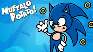 How to Draw SONIC Using Letters and Numbers with Muffalo Potato(ONLINE STORE -- http://shop.maker.tv/collections/muffalo-potato -- ONLINE STORE Learn to draw anything fast, easy and fun with Muffalo Potato. And head ..., 2014-11-08T13:04:21.000Z)