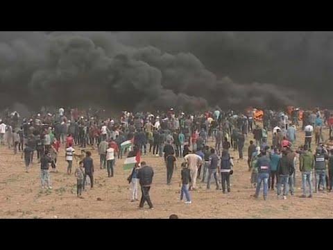 Dois mortos em Gaza na terceira semana de protestos