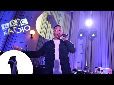 Loyle Carner - Ain't Nothing Changed at the Future Festival 2016