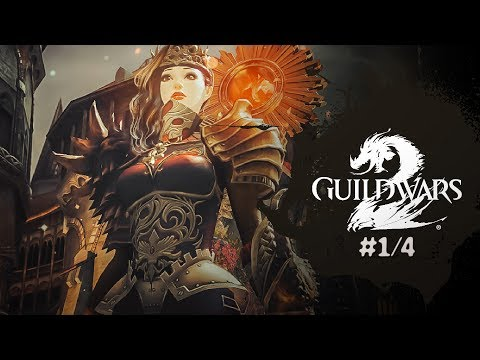 Anfänger Stream + Q&A : GUILD WARS 2 ★ #1/4 thumbnail