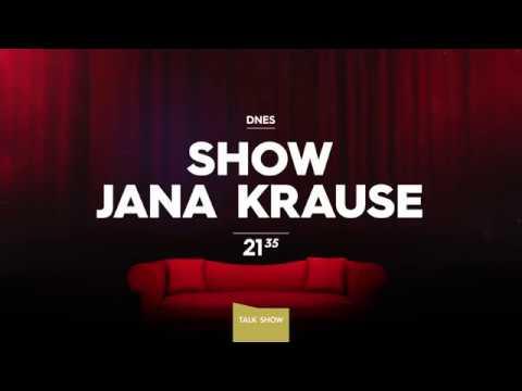 TV upoutávka - Show Jana Krause 7. 2. 2018