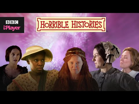 Horrible Histories   Awesome Women from History