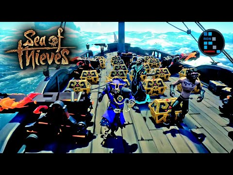 SEA OF THIEVES | GOLD HOARDER EMISSARY FLAG LEVEL 5 MISSION LOOT