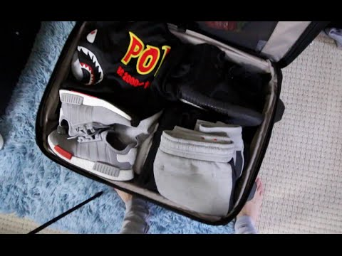 WHAT I PACKED FOR ST. BARTHS!