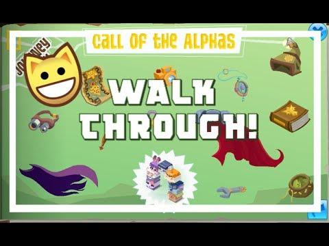 Animal Jam: CALL OF THE ALPHAS ADVENTURE WALKTHROUGH