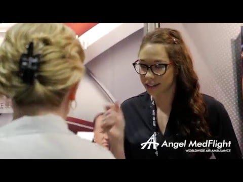 Angel MedFlight @ 2016 ACMA Conference Tampa, FL