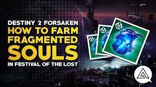 Destiny 2 Forsaken | How to Farm Fragmented Souls for Festival Masks & Horror Story Auto Rifle