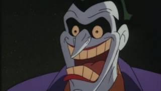 Best scene from Batman - The Animated Series: Joker begs for Batman's help! Video