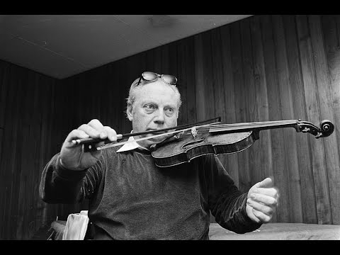 Isaac Stern: Bio, Musician, Violin, Carnegie Hall, Interview, Quotes, Technique (1999)