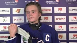 TVP14: Intervju med Västerbottens lagkapten Christoffer Björk