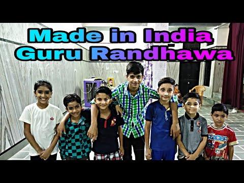 Guru Randhawa : Made in India | bhushan Kumar| Directorgifty | Elnaaz norouzi | vee | aerobics dance