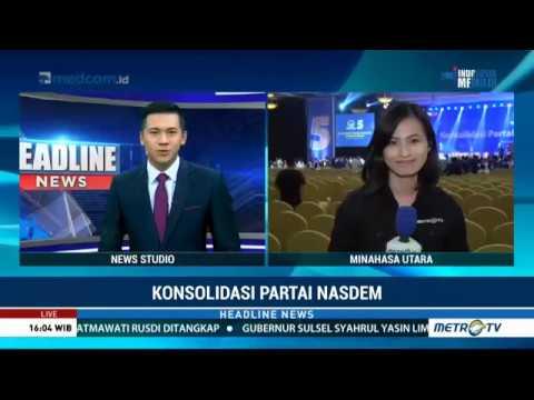 Surya Paloh: NasDem Komitmen Jaga Kemajemukan & Ideologi Pancasila