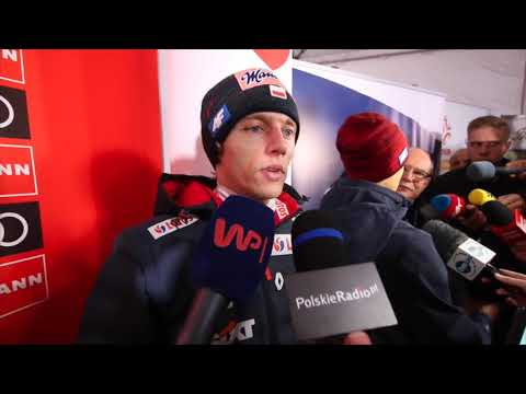 Dawid Kubacki o swojej formie w tym sezonie