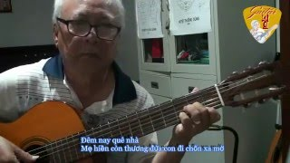 Nửa Đêm Biên Giới - Guitar Solo (Anh Bằng)