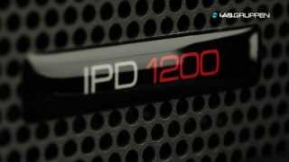 IPD Series - Finally, 1U really can have it all.