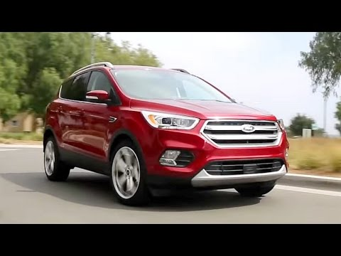 2017 Ford Escape - Review and Road Test