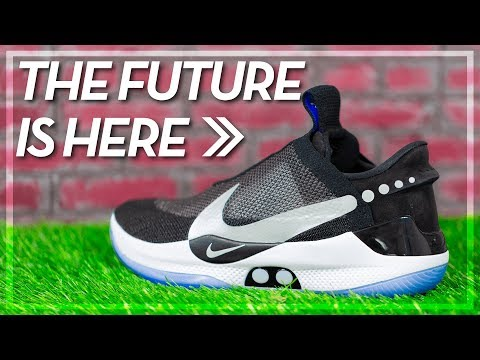 download So This Exists.... Nike's Self-Lacing Shoe Review (Nike Adapt BB)