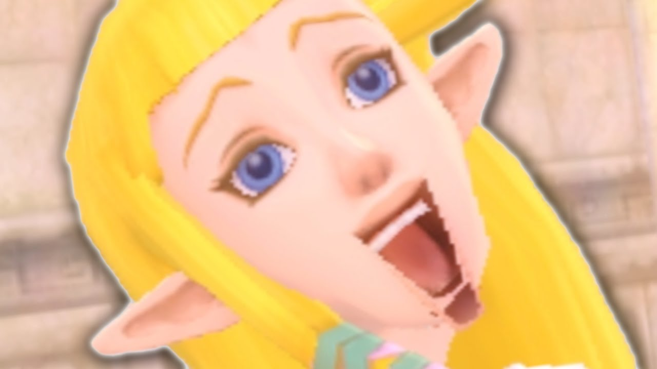 Download Skyward Sword HACKED - Part 1 (CHAOS EDITION!?)