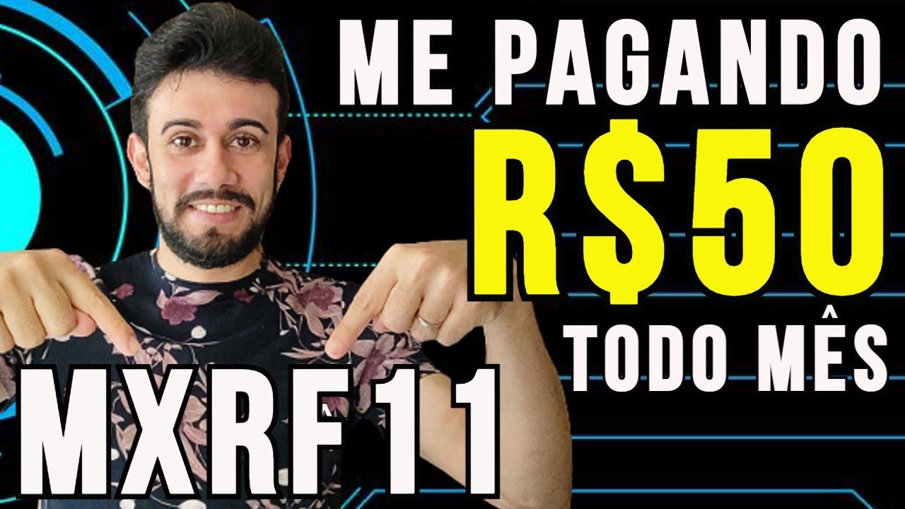 QUANTAS COTAS PRECISEI COMPRAR PARA O MXRF11 COMEÇAR A ME PAGAR R$50 TODOS OS MESES.