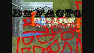 5 - Descarga De Facto - Megaton Shotblast - De Facto
