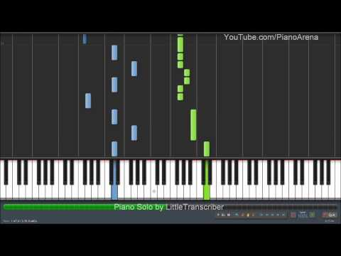 Taylor Swift - Eyes Open (Piano Cover) by LittleTranscriber