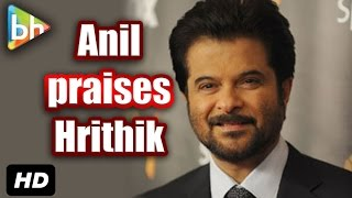 """Hrithik Roshan Will Be The Top Star For The Next 30-40 Years"": Anil Kapoor"