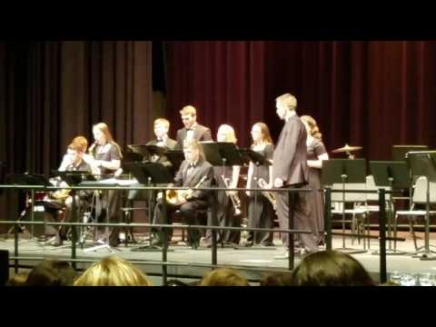 """Thazit""   Turner Ashby High School Jazz Band"