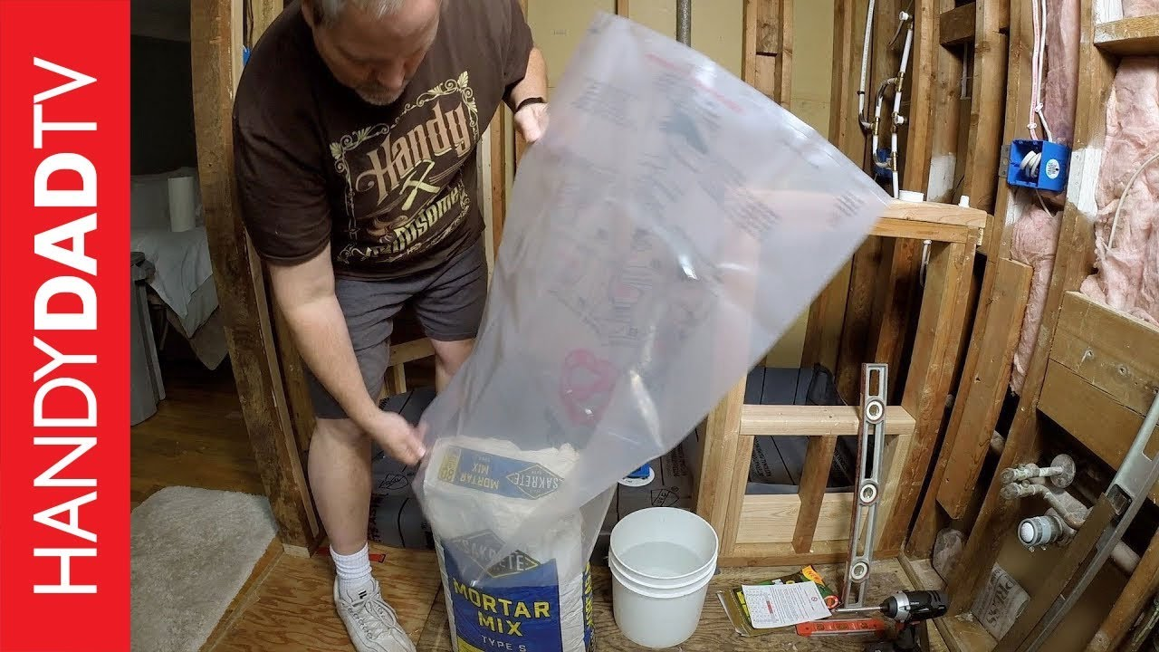 Concrete Mixing Bag Does It Really Work