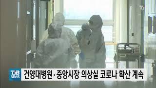 대전 종합병원ㆍ의상실 코로나 확산 계속| TJB 대전·…