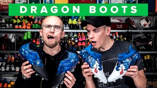 NEW ADIDAS CHAMPIONS LEAGUE BOOTS | Dragon Pack