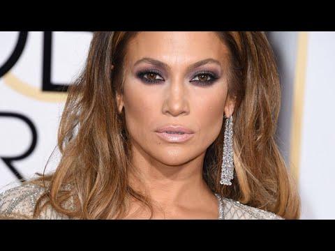 Jennifer Lopez 2015 Golden Globes Makeup Tutorial