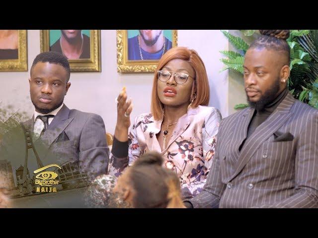 The Lie Detector: Tobi, Alex & Leo | Big Brother Naija: Reunion | Africa Magic