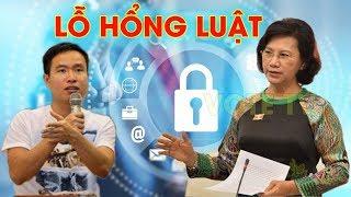 Chuyên gia an ninh mạng ở Mỹ gửi thư cho Nguyễn Thị Kim Ngân và quốc hội #VoteTv