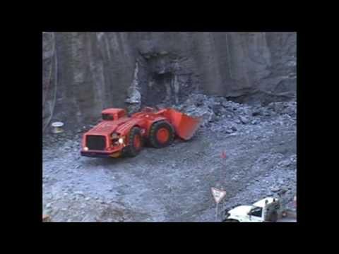 The Portal Blast of the Argo Underground Gold Mine