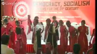 International Seminar  - Democracy Socialism - Hyderabad - Live