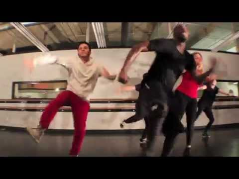 Janine And The Mixtape - When I'm Broken Choreography By Ian McKenzie