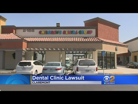 Lawsuit Accuses Children's Dental Group  Of Fraud, Medical Malpractice