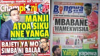MICHEZO Magazetini Ijumaa 16/11/2018:Thomas Ulimwengu Mambo Safi Simba.