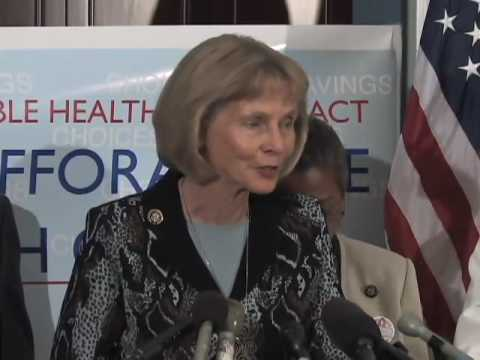 Rep. Lois Capps supports health care reform