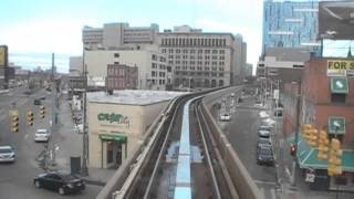 Detroit People Mover (Tim Hortons), 03-05-2013