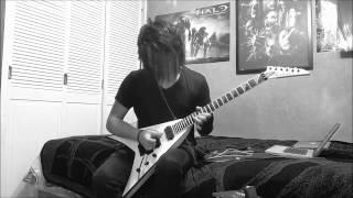 Black Veil Brides - Heart of Fire ( Guitar Cover )